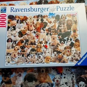 Ravensburger Puppies Puzzle